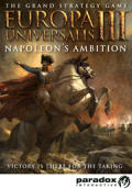 Europa Universalis III: Napoleon's Ambition Windows Front Cover