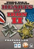 Hearts of Iron II Macintosh Front Cover