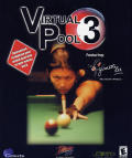 Virtual Pool 3 Windows Front Cover