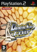 Dancing Stage Fever PlayStation 2 Front Cover