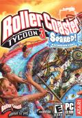 RollerCoaster Tycoon 3: Soaked! Windows Front Cover