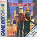 Elevator Action EX Game Boy Color Front Cover