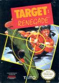 Target: Renegade NES Front Cover