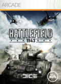 Battlefield 1943 Xbox 360 Front Cover