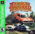 The Dukes of Hazzard: Racing for Home PlayStation Front Cover