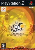 Le Tour de France: 1903-2003 - Centenary Edition PlayStation 2 Front Cover