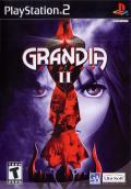 Grandia II PlayStation 2 Front Cover