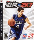 College Hoops NCAA 2K7 PlayStation 3 Front Cover