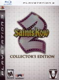 Saints Row 2 (Collector's Edition) PlayStation 3 Front Cover