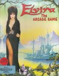 Elvira: The Arcade Game DOS Front Cover
