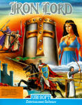 Iron Lord Commodore 64 Front Cover