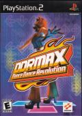 DDRMAX Dance Dance Revolution PlayStation 2 Front Cover