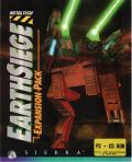Metaltech: EarthSiege - Expansion Pack DOS Front Cover
