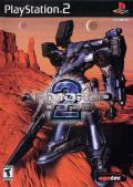 Armored Core 2 PlayStation 2 Front Cover