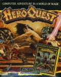 HeroQuest + HeroQuest: Return of the Witch Lord Amiga Front Cover