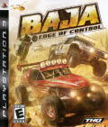 Baja: Edge of Control PlayStation 3 Front Cover