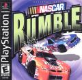 NASCAR Rumble PlayStation Front Cover