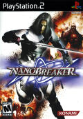 Nano Breaker PlayStation 2 Front Cover