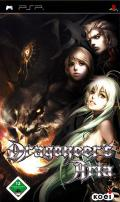 Dragoneer's Aria PSP Front Cover