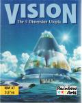 Vision: The 5 Dimension Utopia DOS Front Cover