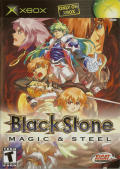 Black Stone: Magic & Steel Xbox Front Cover