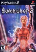 Summoner 2 PlayStation 2 Front Cover