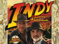 Indiana Jones and the Last Crusade: The Graphic Adventure Windows Front Cover