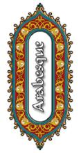 Arabesque Windows Front Cover