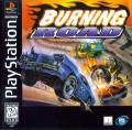 Burning Road PlayStation Front Cover