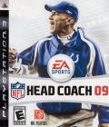 NFL Head Coach 09 PlayStation 3 Front Cover