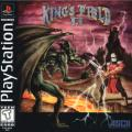 King's Field II PlayStation Front Cover