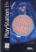 Extreme Pinball PlayStation Front Cover