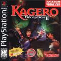 Kagero: Deception II PlayStation Front Cover