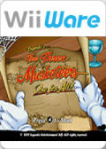 Legendo's The Three Musketeers: One for All! Wii Front Cover