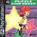 Puzzle Star Sweep PlayStation Front Cover