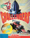 Challengers DOS Front Cover