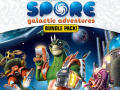 Spore: Galactic Adventures Bundle Macintosh Front Cover
