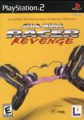 Star Wars: Racer Revenge PlayStation 2 Front Cover