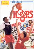 Hoops NES Front Cover