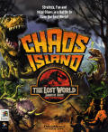 Chaos Island: The Lost World - Jurassic Park Windows Front Cover