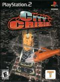 City Crisis PlayStation 2 Front Cover