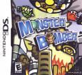 Monster Bomber Nintendo DS Front Cover
