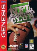 NFL Quarterback Club Genesis Front Cover