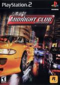 Midnight Club: Street Racing PlayStation 2 Front Cover
