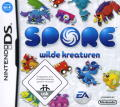 Spore Creatures Nintendo DS Front Cover