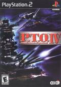 P.T.O.: Pacific Theater of Operations IV PlayStation 2 Front Cover