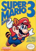 Super Mario Bros. 3 NES Front Cover