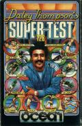 Daley Thompson's Super-Test ZX Spectrum Front Cover