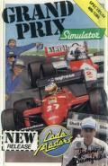 Grand Prix Simulator ZX Spectrum Front Cover
