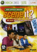 Scene It? Box Office Smash! Xbox 360 Front Cover